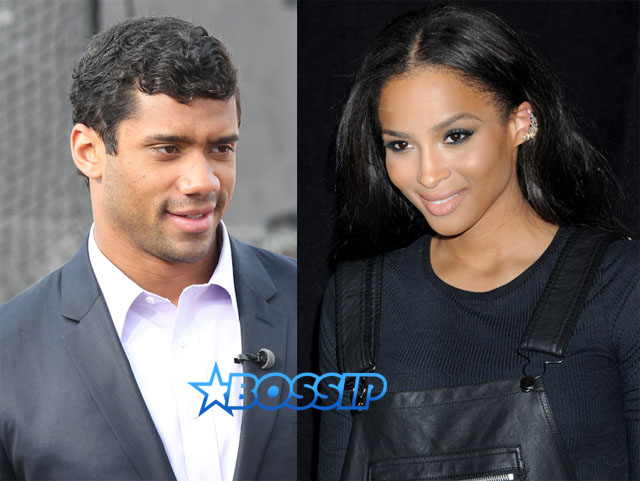Who is russell wilson dating ciara