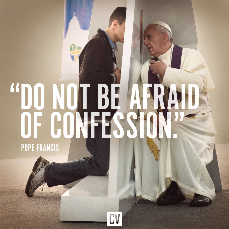 Why does confession