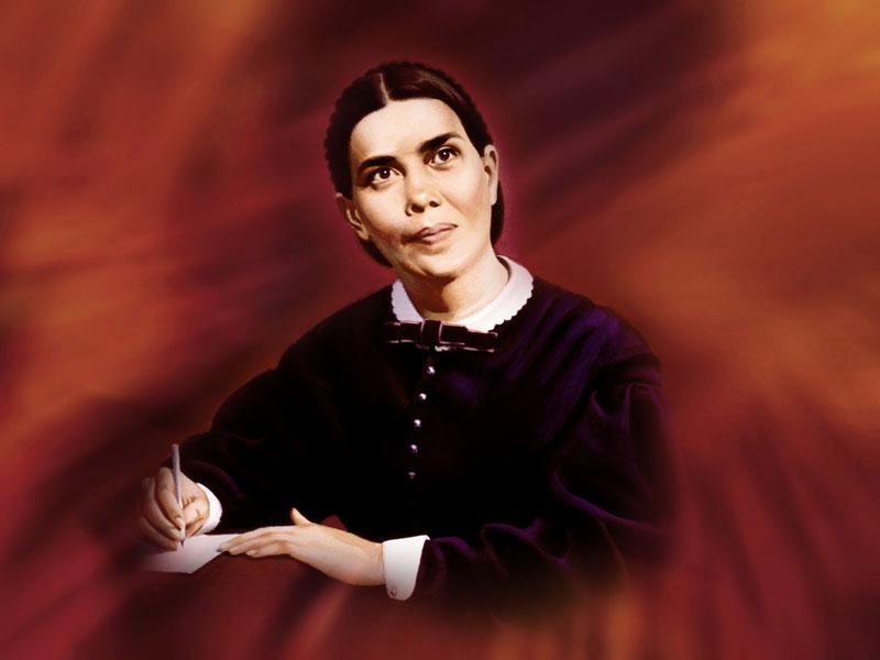 ellen g white Ellen g white is considered a great spiritual leader, but the bible counters much of what she taught and what her church teaches today.