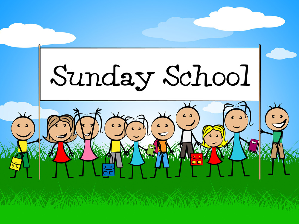How To Fix Children's Sunday School? Get Rid Of The Bible