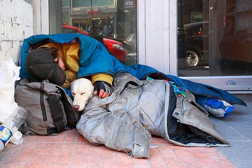 churches and the homeless oregon media do the best job crediting