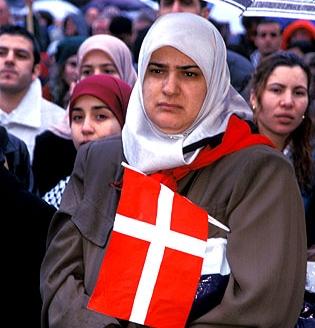 muslims in denmark