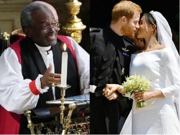 Michael Curry Royal Wedding.Yo New York Times Editors The Episcopal Church S Leader Is The