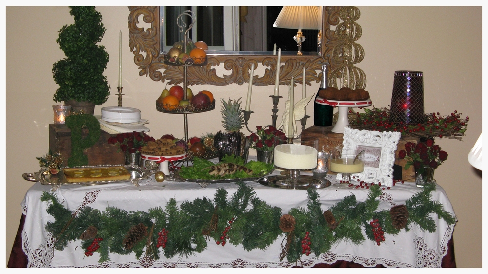 Parsimony Vintage- Event Planning-Downton Abbey Inspired Dessert Table