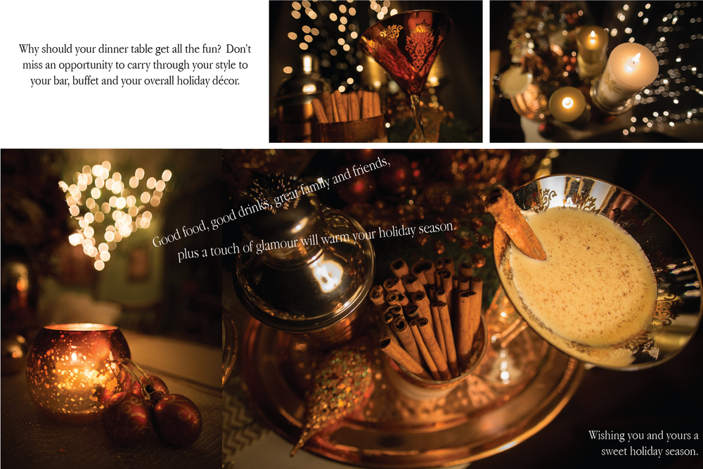 Parsimony Vintage- Event Planning-Copper Inspiration