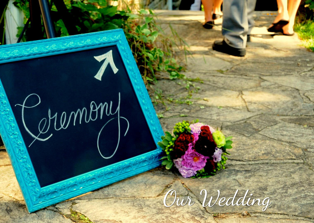 Parsimony Vintage- Event Planning-Our wedding
