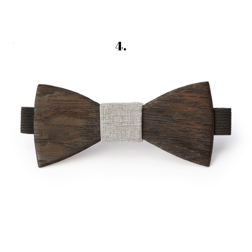 Whiskey Barrel Bow Tie