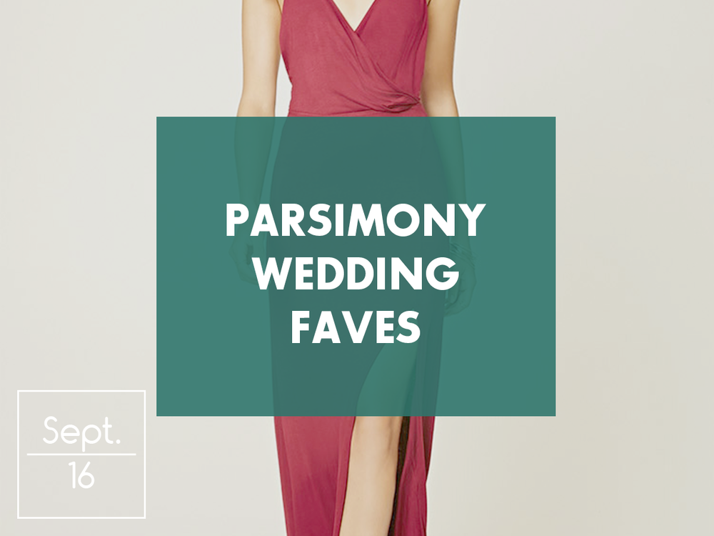 Our F21 Wedding Faves