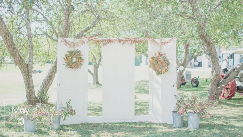 Stunning Vintage/Rustic Wedding