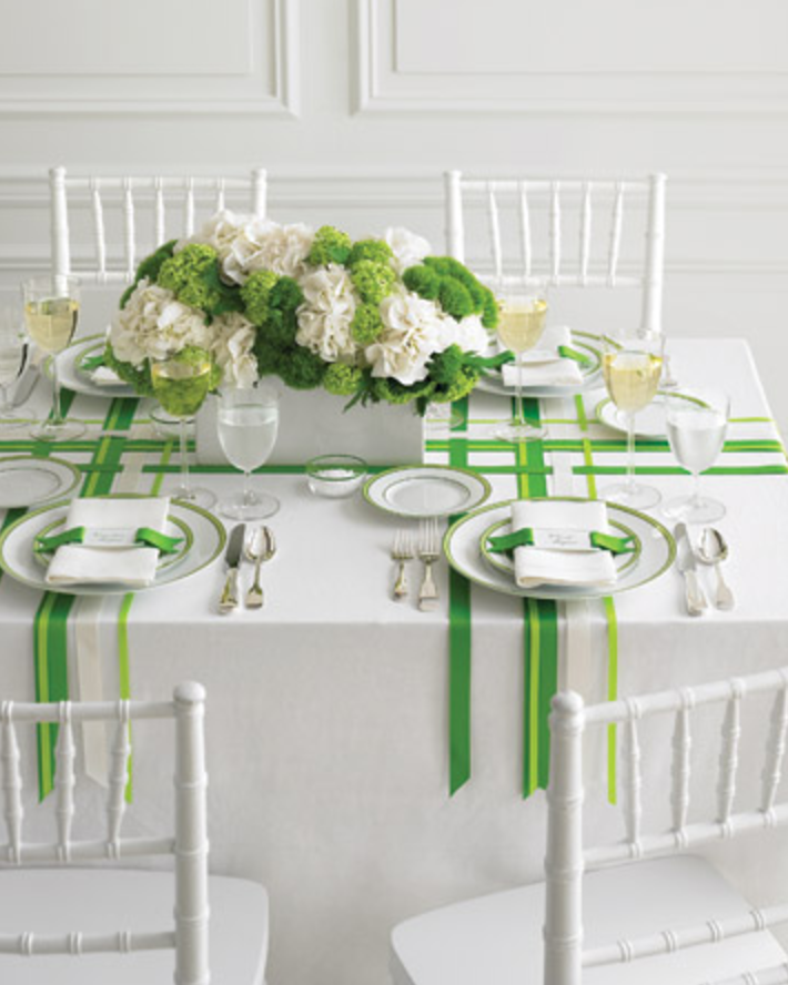 Image Credit: Martha Stewart Weddings