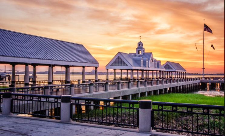 Continental Honeymoon Hotspot: Charleston, South Carolina
