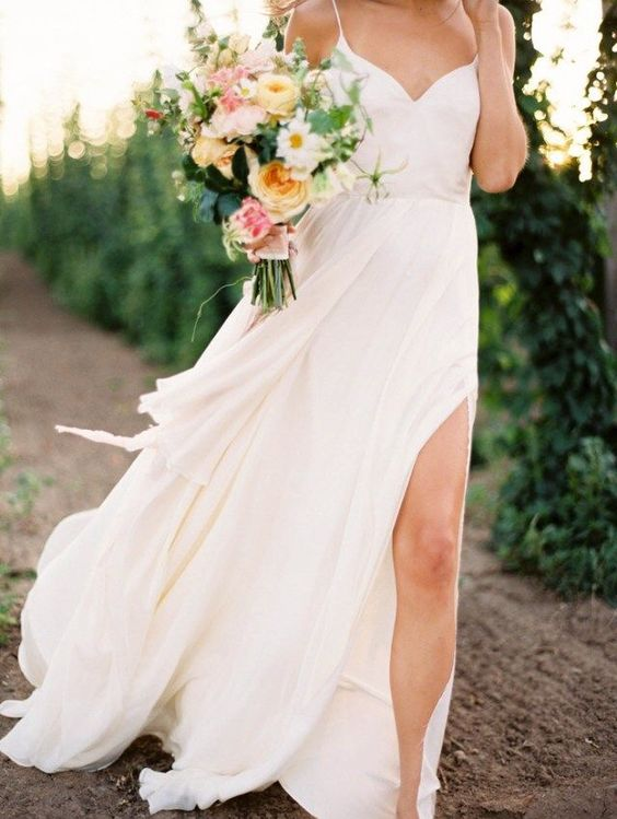 SUMMER WEDDING INSPIRATION BOARD