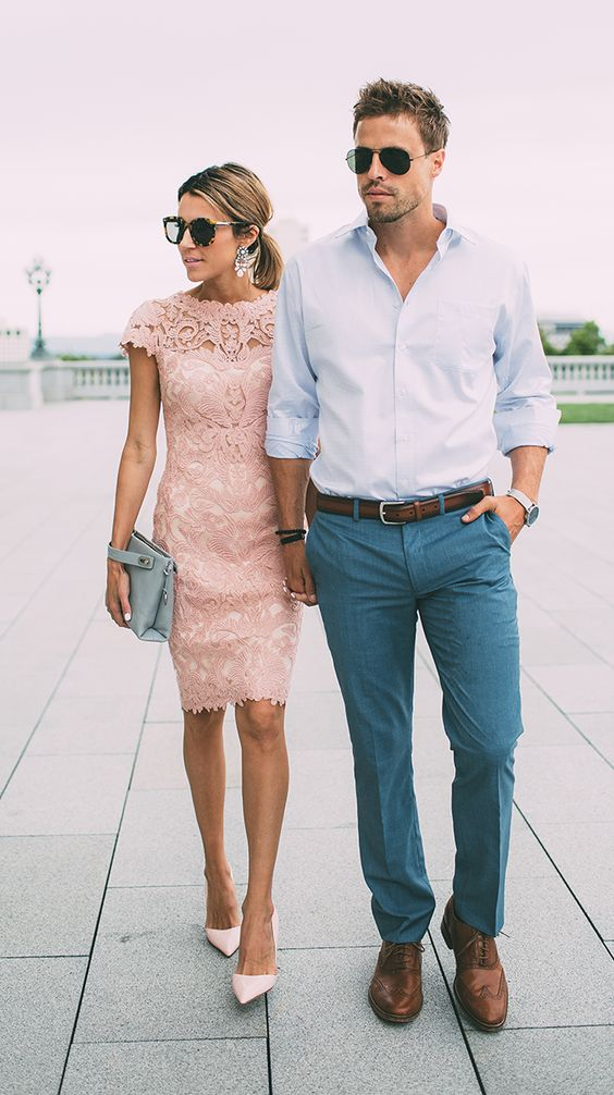 Summer Wedding Guest Fashion