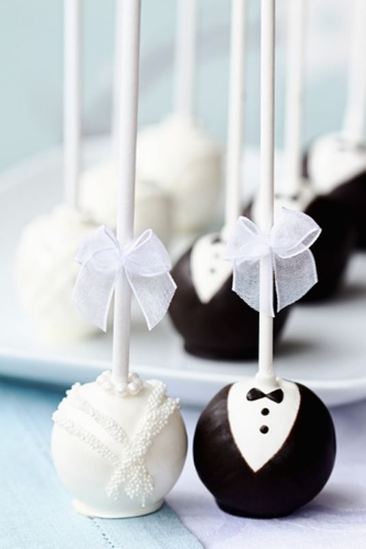 UNIQUE WEDDING DESSERTS