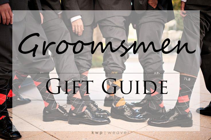 Groomsmen Gift Guide