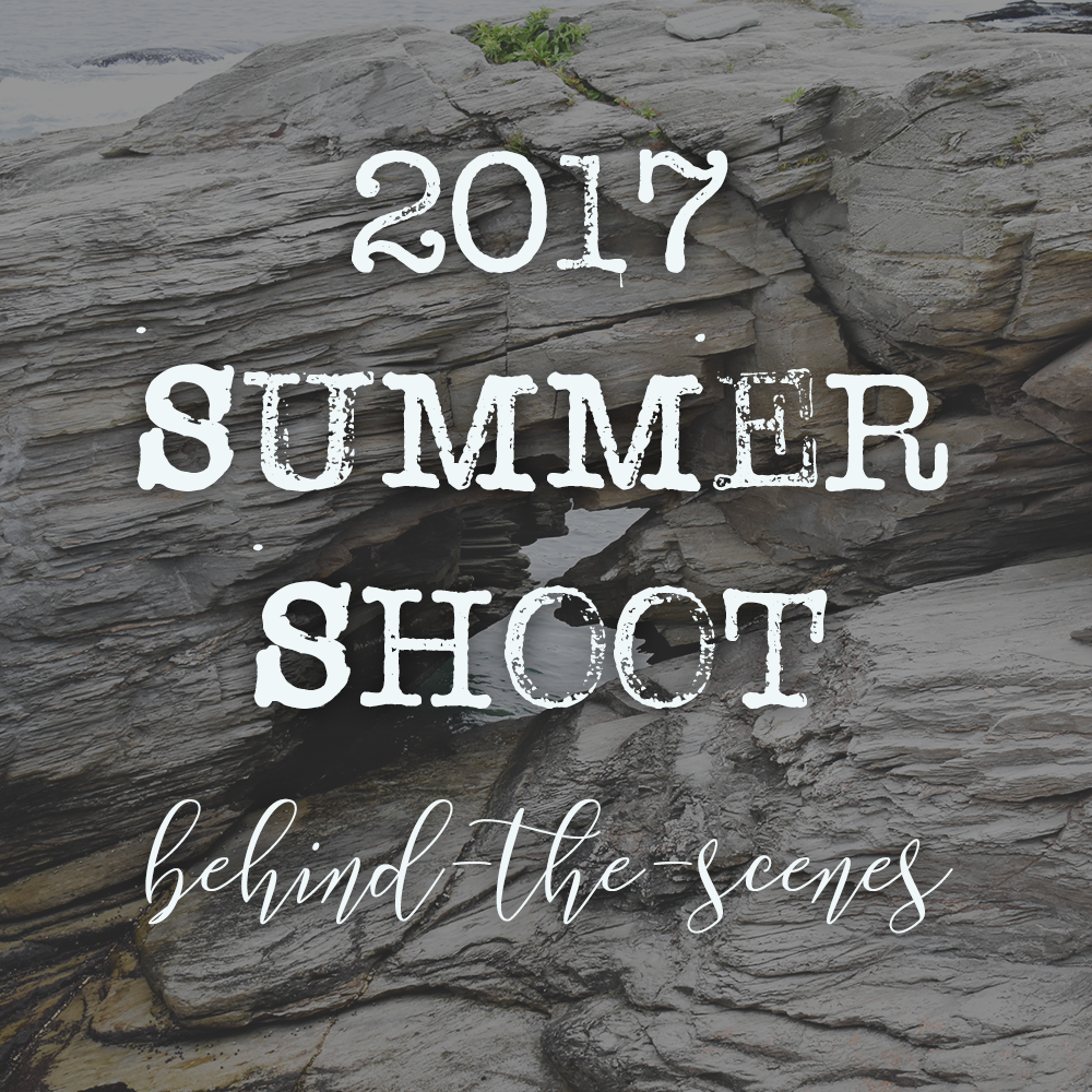 2017 Summer Shoot: Behind the Scenes