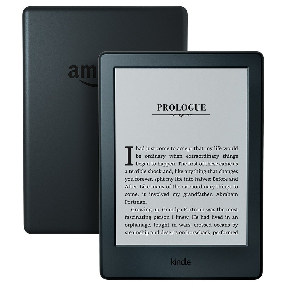 Kindle or Nook