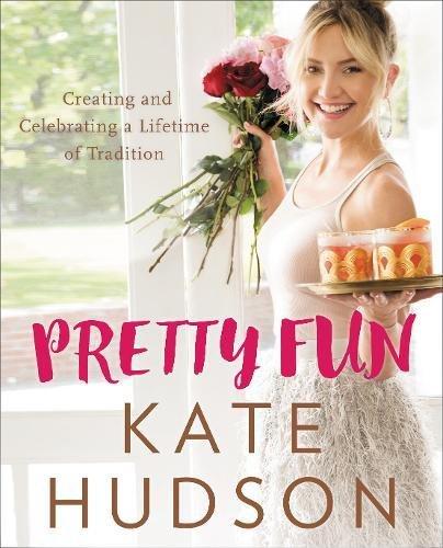 Kate Hudson's New Entertaining Book