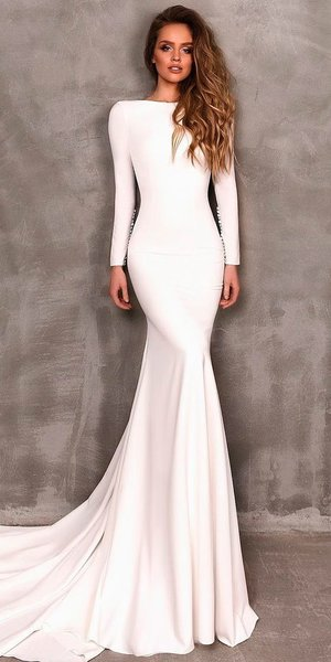 Trend Alert: Spring Wedding Dresses — Parsimony Inspired