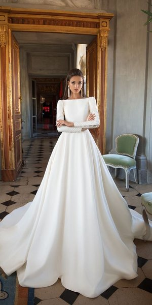 Trend Alert: Spring Wedding Dresses — Parsimony Inspired