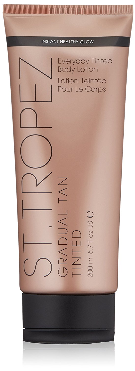 St. Tropez Gradual Tan Everyday Tinted Body Lotion