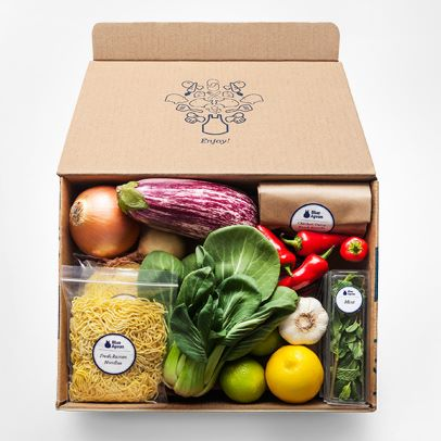 Blue Apron Subscription