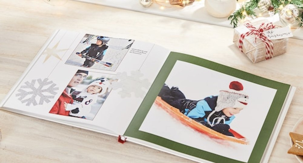 Shutterfly Coffee Table Album