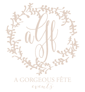 A Gorgeous Fête - Montreal Wedding Planner