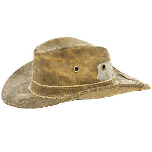 The Real Deal Recycled  Tarp Hat  — WellaVerde b9e0f637c06
