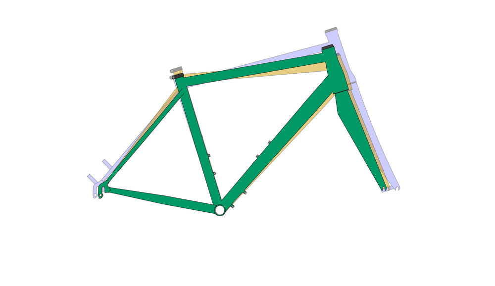 Geometry and Fit — FitWell Bicycle Company