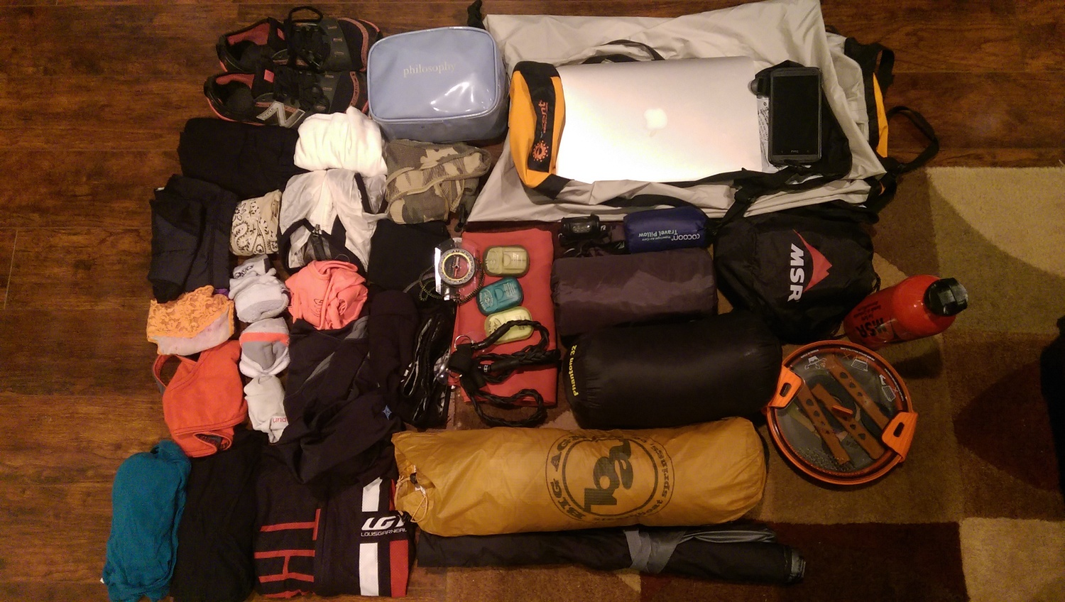 Everything But The Kitchen Sink the btaa: packing everything but the kitchen sink — fitwell