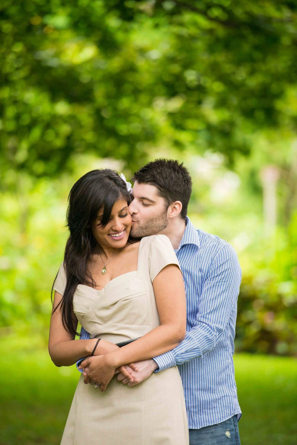 RicardoeAngela Engagement Photography Brampton