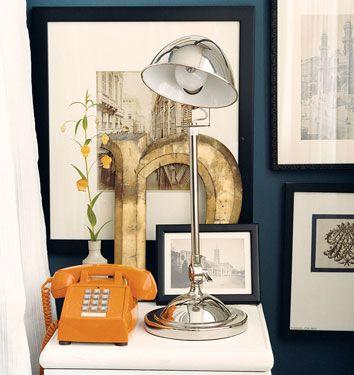 5 items in this lovely vignette...