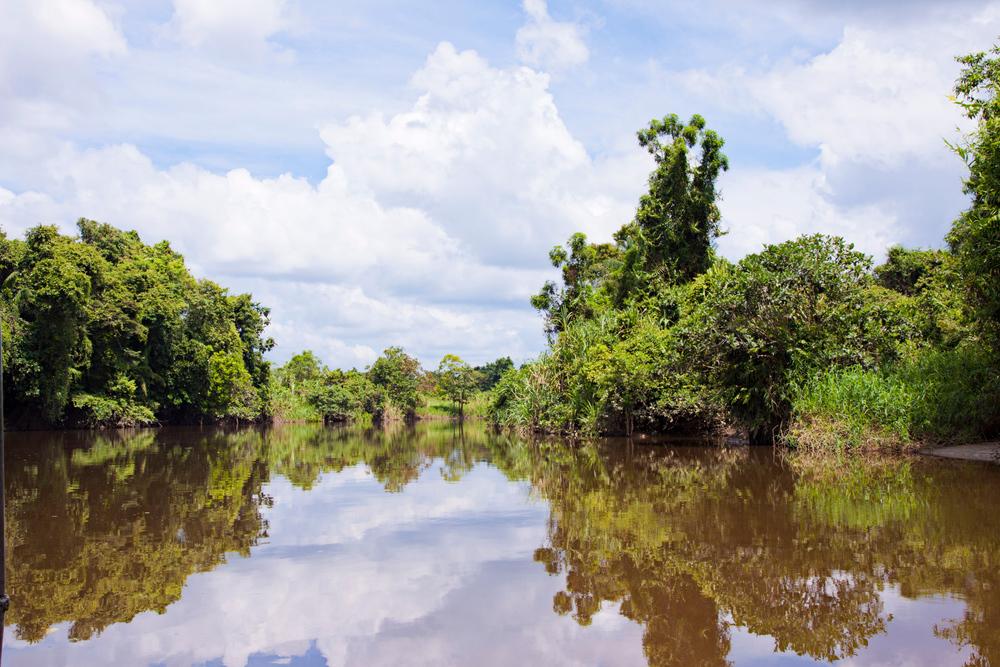 Konmei River, Karawari