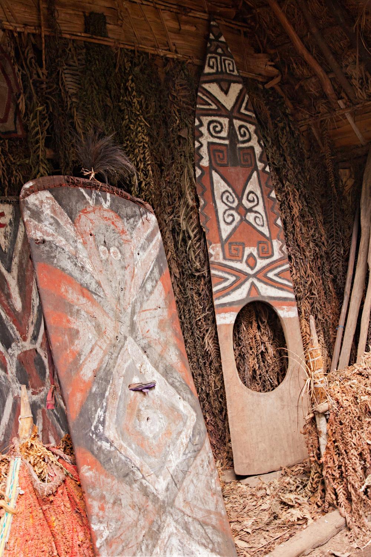 Erima Village, Moge Tribe, Mount Hagen