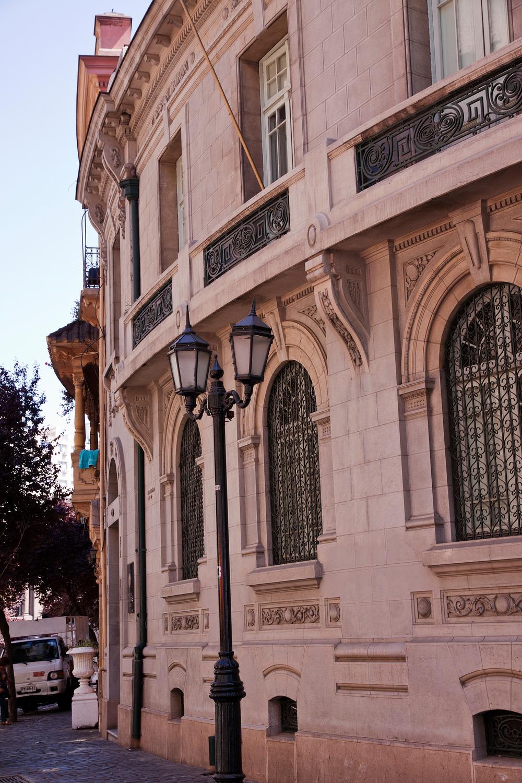 Paris and London Section, Santiago