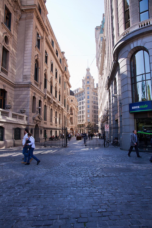 New York, New York Section, Santiago