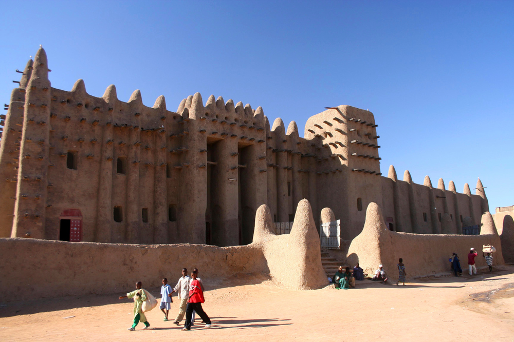Djenne Mosque, Mali