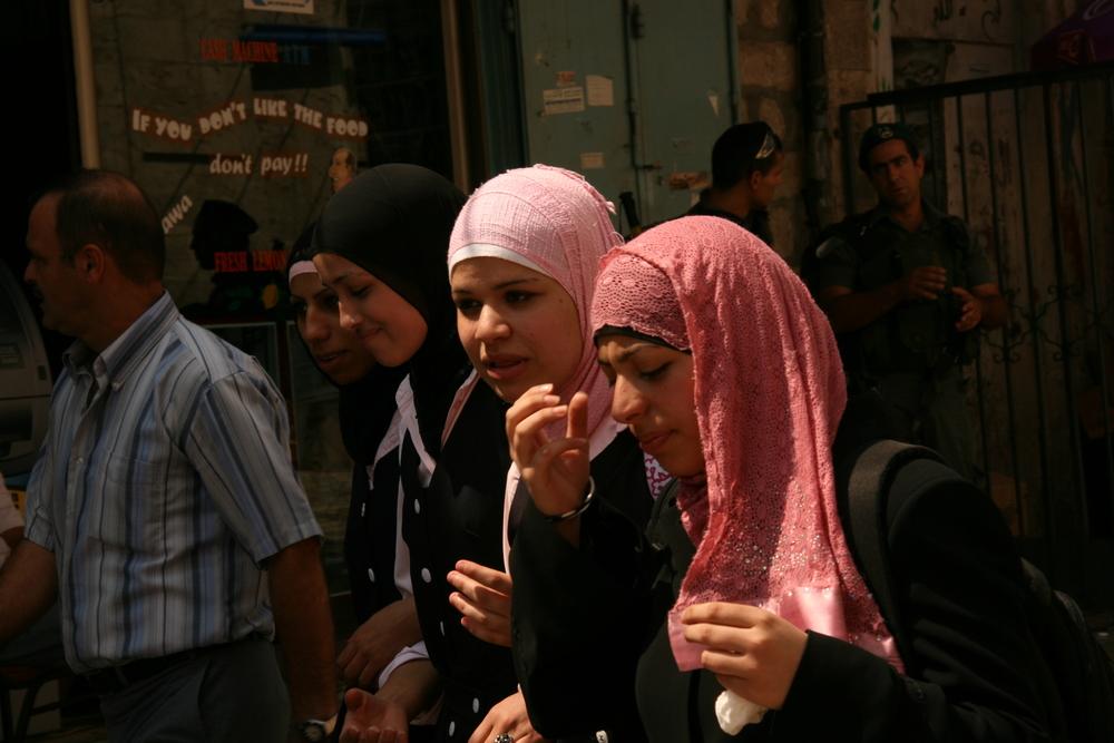 Arab Market, Jerusalem, Israel
