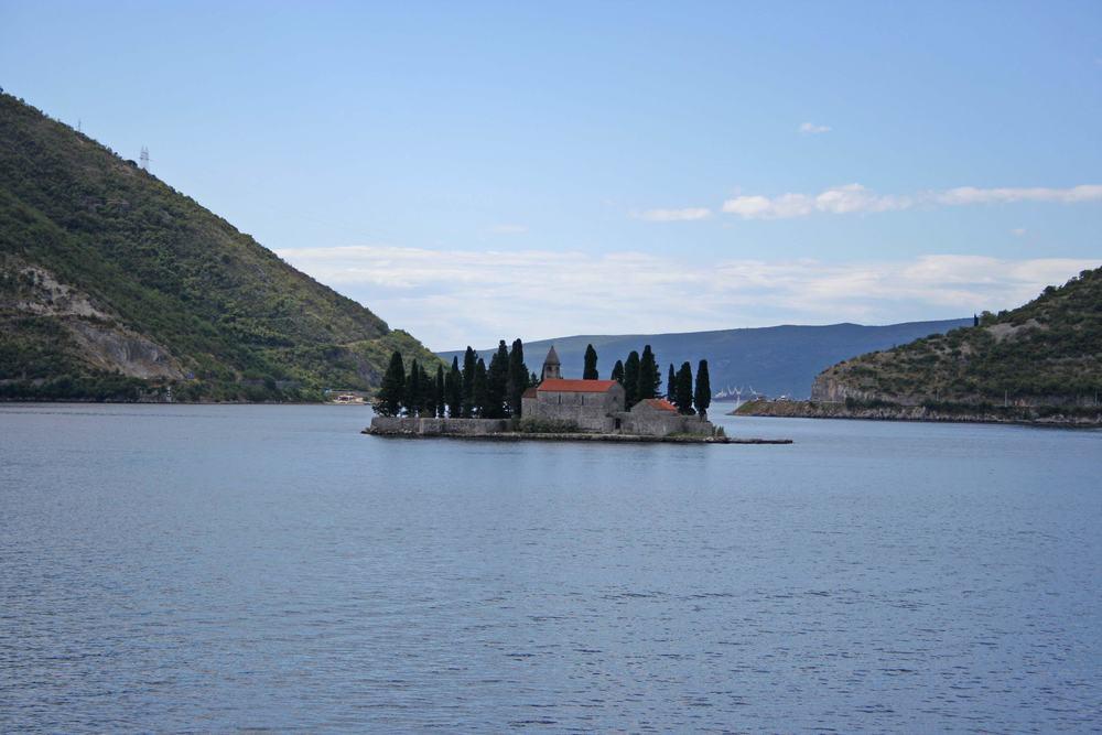 Island of St. George, Montenegro