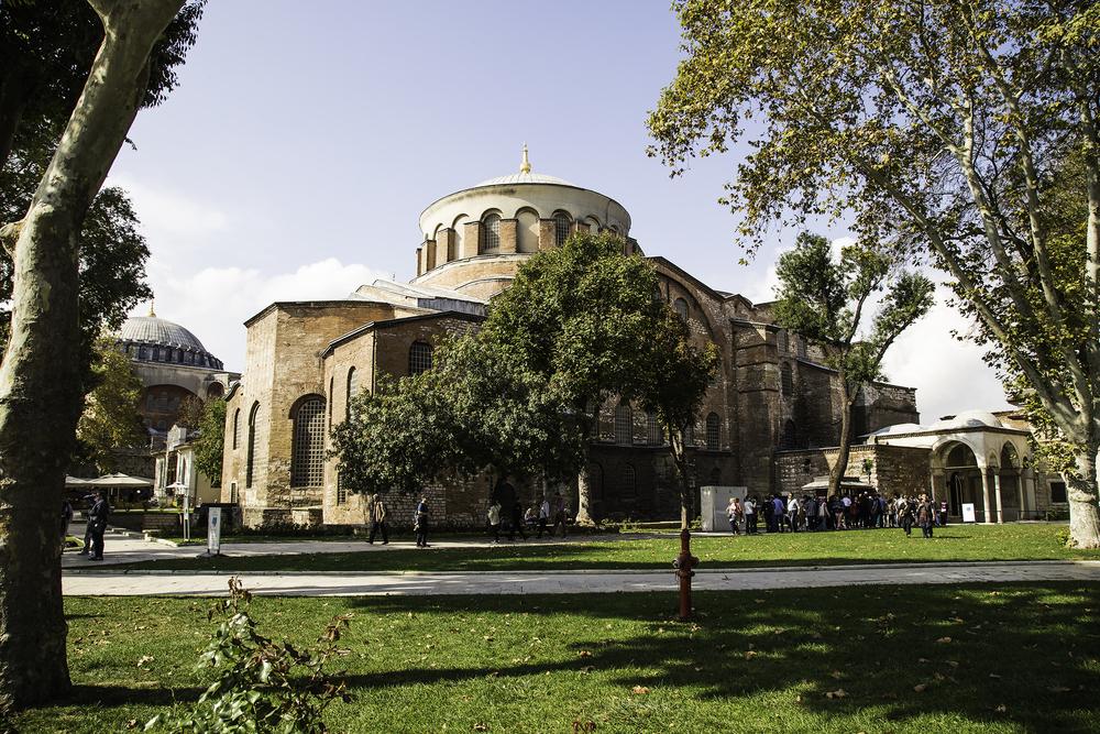 Aya Sofya, Istanbul