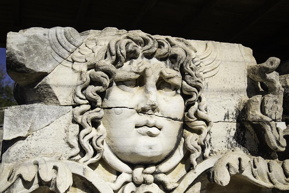 Medusa, Didyma