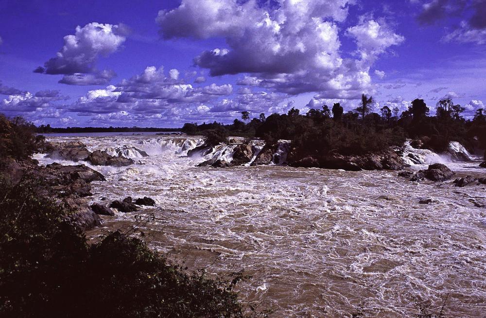 Somphamit Falls