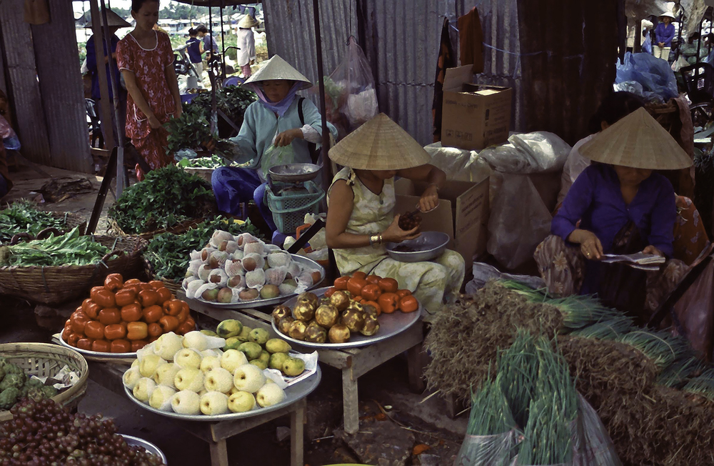 Ninkieu Market, Can Tho