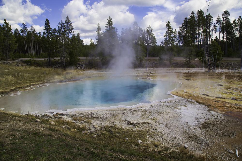 Grand Prismatic Springs