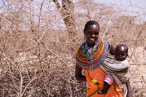 Woman with baby-Maasai Mara.jpg