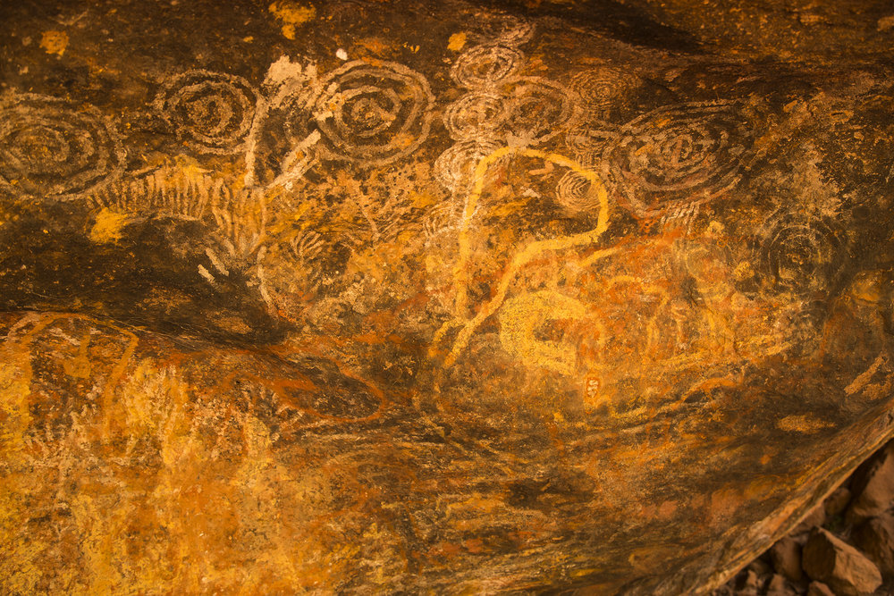 Rock Art, Uluru