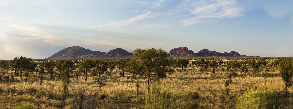 Kata Tjuta National Park, Uluru