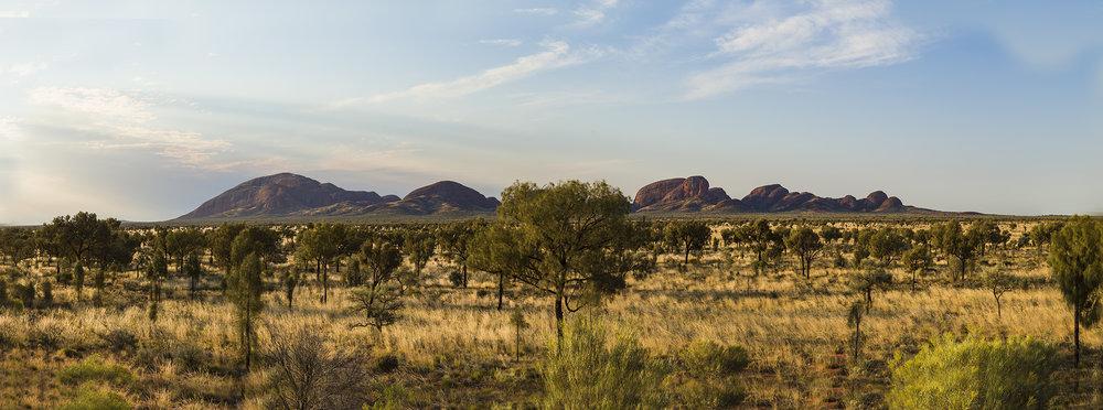 Kata Tjuta National Park, Uluru