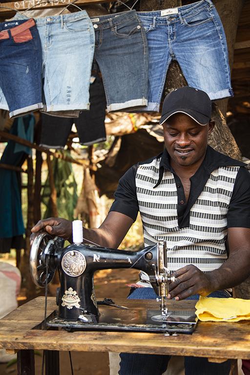Maramba Market, Livingstone
